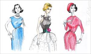 Fashion Illustration by Igor Lukyanov