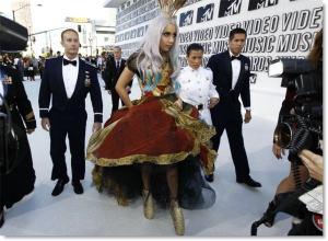 Lady Gaga Armadillo Shoes