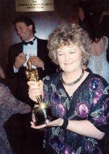 Oscar 1990 Brenda Fricker