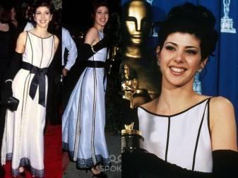 Oscar 1993 Marisa Tomie veste Chanel