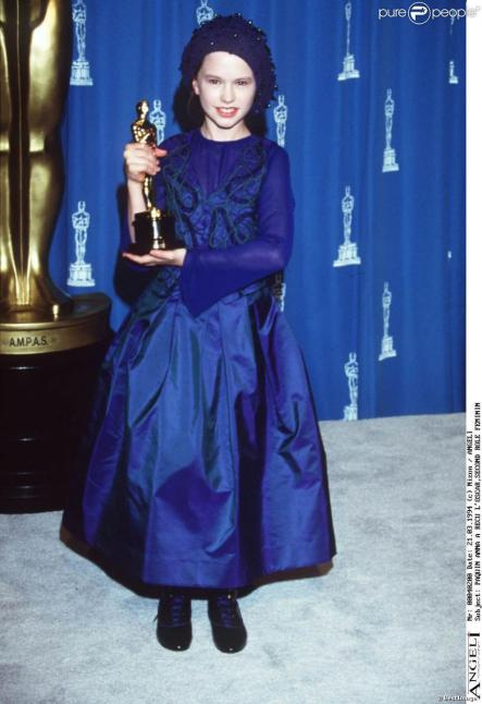 Oscar 1994 Anna Paquin