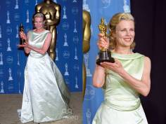 Oscar 1998 Kim Basinger veste Escada