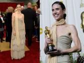 Oscar 2002 Jennifer Connelly veste Balenciaga