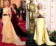 Oscar 2005 Cate Blanchett veste Valentino