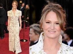Oscar 2011 Melissa Leo veste Marc Bouwer