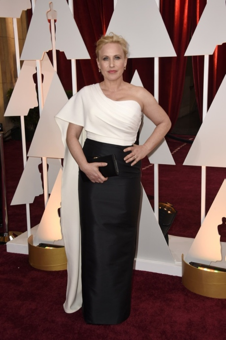 Oscar 2015 Patricia Arquette usa Rosetta Getty @ Getty Images
