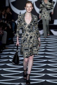 Diane Von Fustenberg - Fall 2014 @ Getty Images