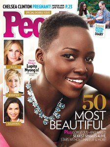 Lupita Nyong'o - 50 Most Beautiful - People (1)