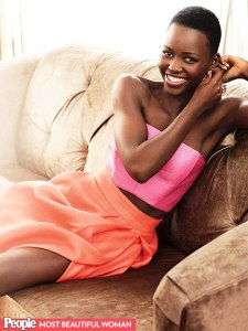 Lupita Nyong'o - 50 Most Beautiful - People (2)