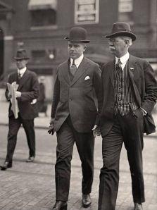 Homens Ricos do início do século XX @ Divulgação