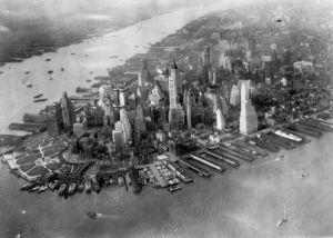 Nova Iorque no início do século XX @ Divulgação