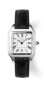 Relógio da Cartier, modelo criado para Santos Dumont, 1904 @ Divulgação