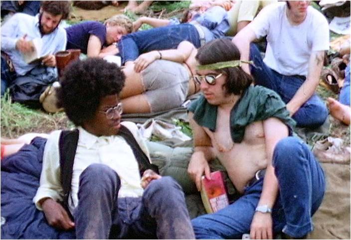 Festival de Woodstock - 1969 @ Divulgação