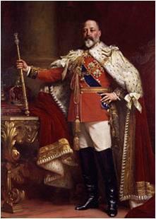 Rei Eduardo VII @ Divulgação