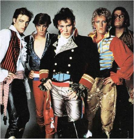 Glam Rock Anos 80 @ Divulgação
