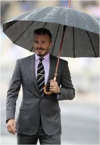 David Beckham - ícone metrossexual @ Divulgação