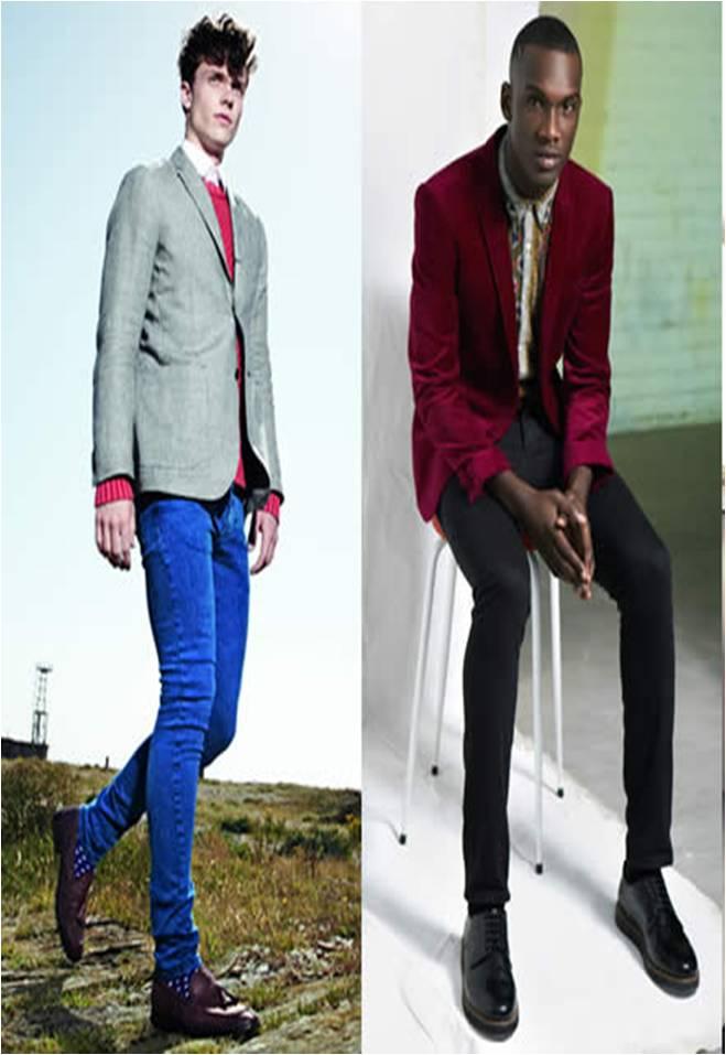 Moda masculina da década da primeira década do século XXI @ Divulgação