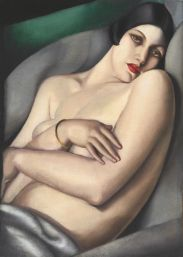 Tamara de Lempicka, Le Reve, 1927 @ Photo by Cea - Flickr