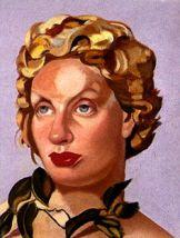 Tamara de Lempicka - Portraits of Baroness Kizette @ Divulgação
