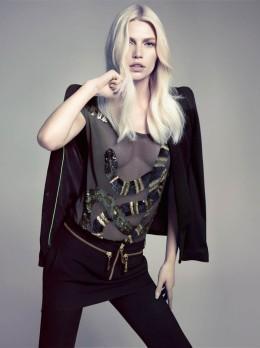 Aline Weber for A Brand Fall 2013