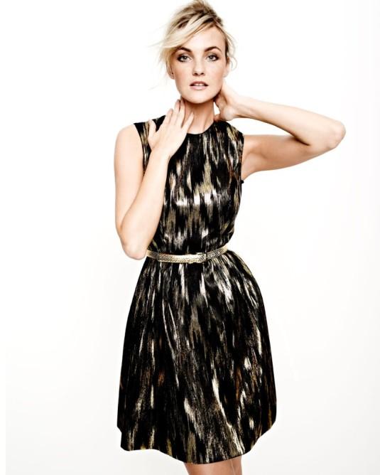 Caroline Trentini for Neiman Marcus (2012)