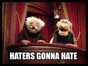 Muppets Haters @ Divulgação