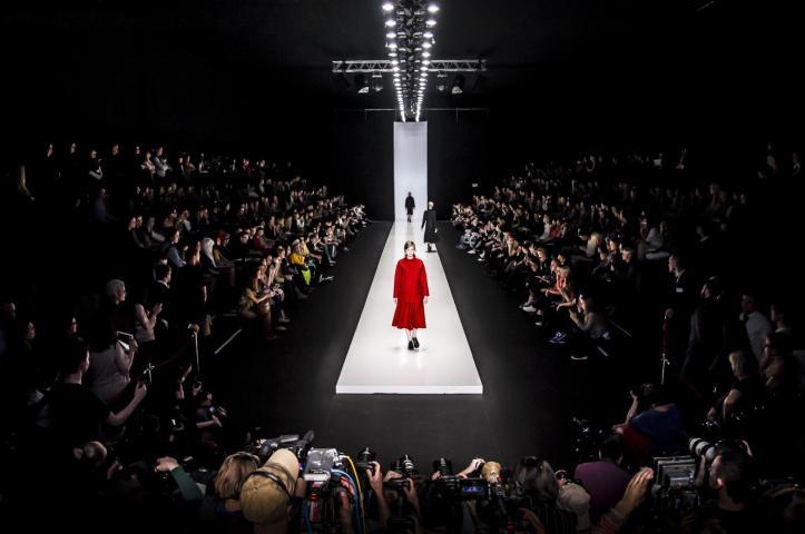 Brandon Sun - New York Fashion Week 2012 @ Reuters