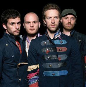 Coldplay @ Divulgação