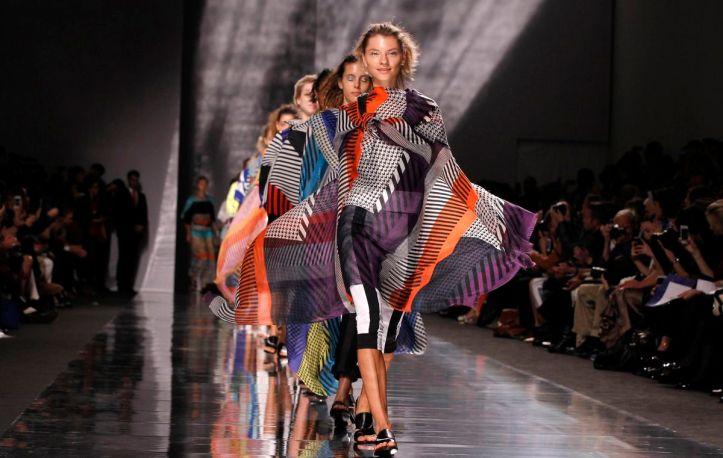 Issey Miyake Fall Winter 2013 - Paris Fashion Week @ Reuters