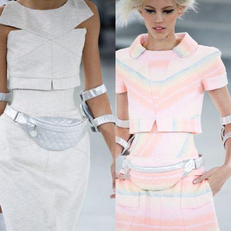 Pochete da Chanel - Semana Alta Costura - Inverno 2015 @ Getty Images