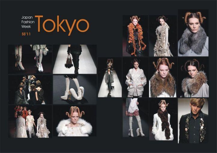 The 11th Japan Fashion Week - Tokyo - Spring Summer 2011 @ Reuters