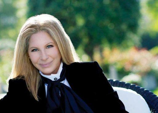 Barbra Streisand - capa do álbum Partners @ divulgação