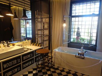 Espaço 18 – Soho Bathroom – Urzanqui + Calamante