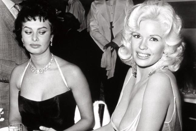 Sophia Loren e Jayne Mansfield @ Rex - Rex USA