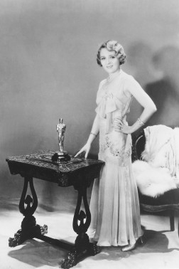 Oscar 1930 Mary Pickford (Coquete) @ Oscar.org