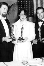 Oscar 1937 Luise Rainer (Ziegfeld - O Criador de Estrelas) @ AP
