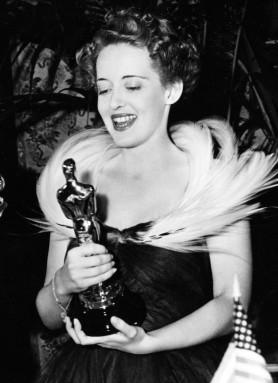 Oscar 1939 Bette Davis (Jezebel) @ AP