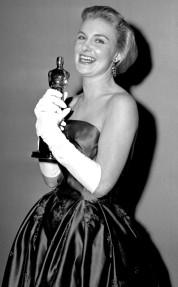 Oscar 1958 Joanne Woodward (As Três Máscaras de Eva) @ AP Photo