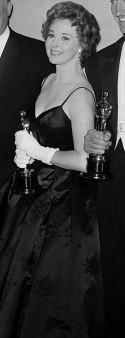 Oscar 1959 Susan Hayward (Quero Viver) @ AP Photo