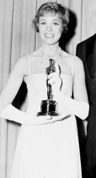 Oscar 1965 Julie Andrews (Mary Poppins) @ SNAP, Rex, Rex USA