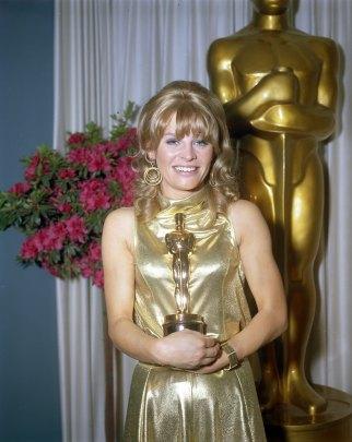 Oscar 1966 Julie Christie (Darling, A Que Amou Demais) @ AP