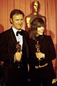 Oscar 1972 Jane Fonda (Klute, O Passado Condena) veste Yves Saint Laurent @ Ron Galella