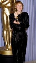 Oscar 1981 Sissy Spacek (O Destino Mudou Sua Vida) @ Getty