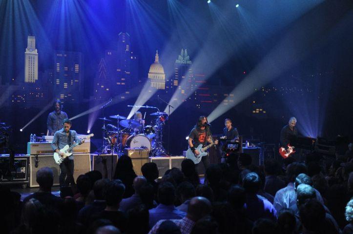 Show Foo Fighters @  Scott Newton para o Site Foo Fighers BR