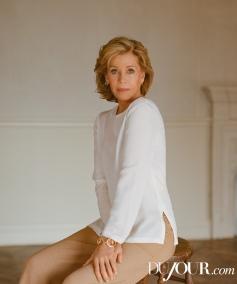 Jane Fonda DeJour Magazine @ Thomas Whiteside (2)