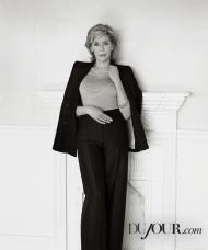 Jane Fonda DeJour Magazine @ Thomas Whiteside (5)