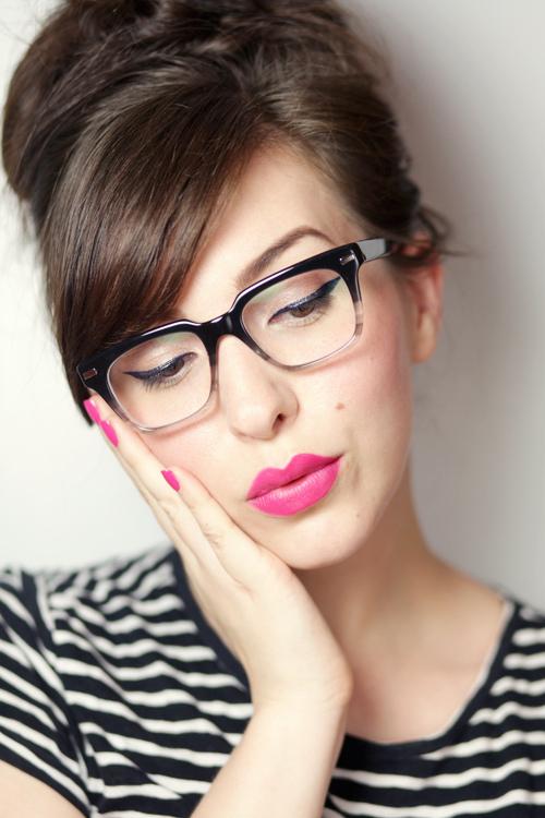 A blogueira Keiko Lynn @ Reprodução