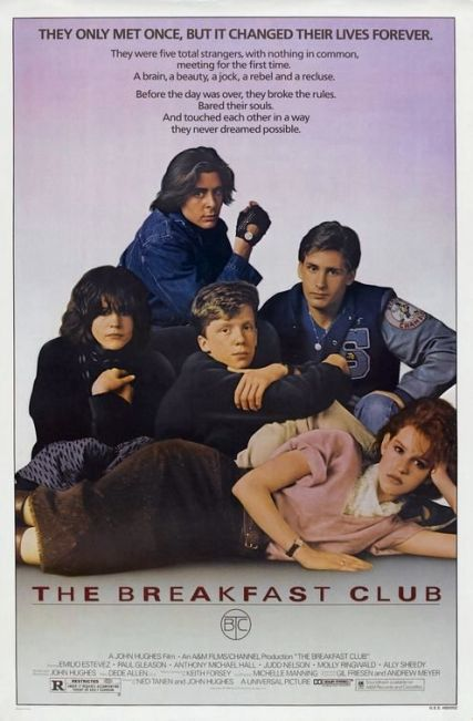 The Breakfast Club @ Foto de Annie Leibovitz