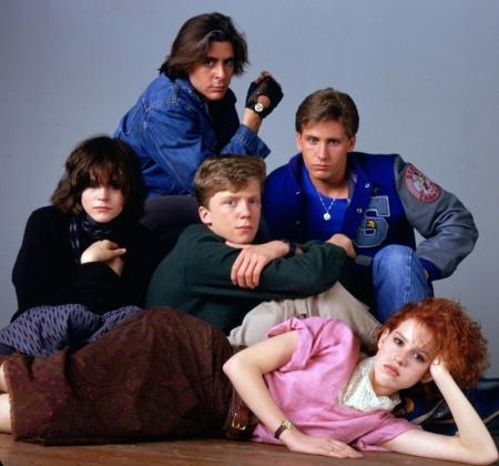 The Breakfast Club - O Clube dos Cinco 1984 @ Divulgação (2)