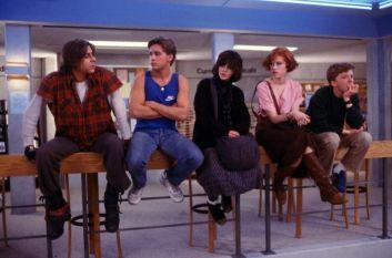 The Breakfast Club - O Clube dos Cinco 1984 @ Divulgação (3)